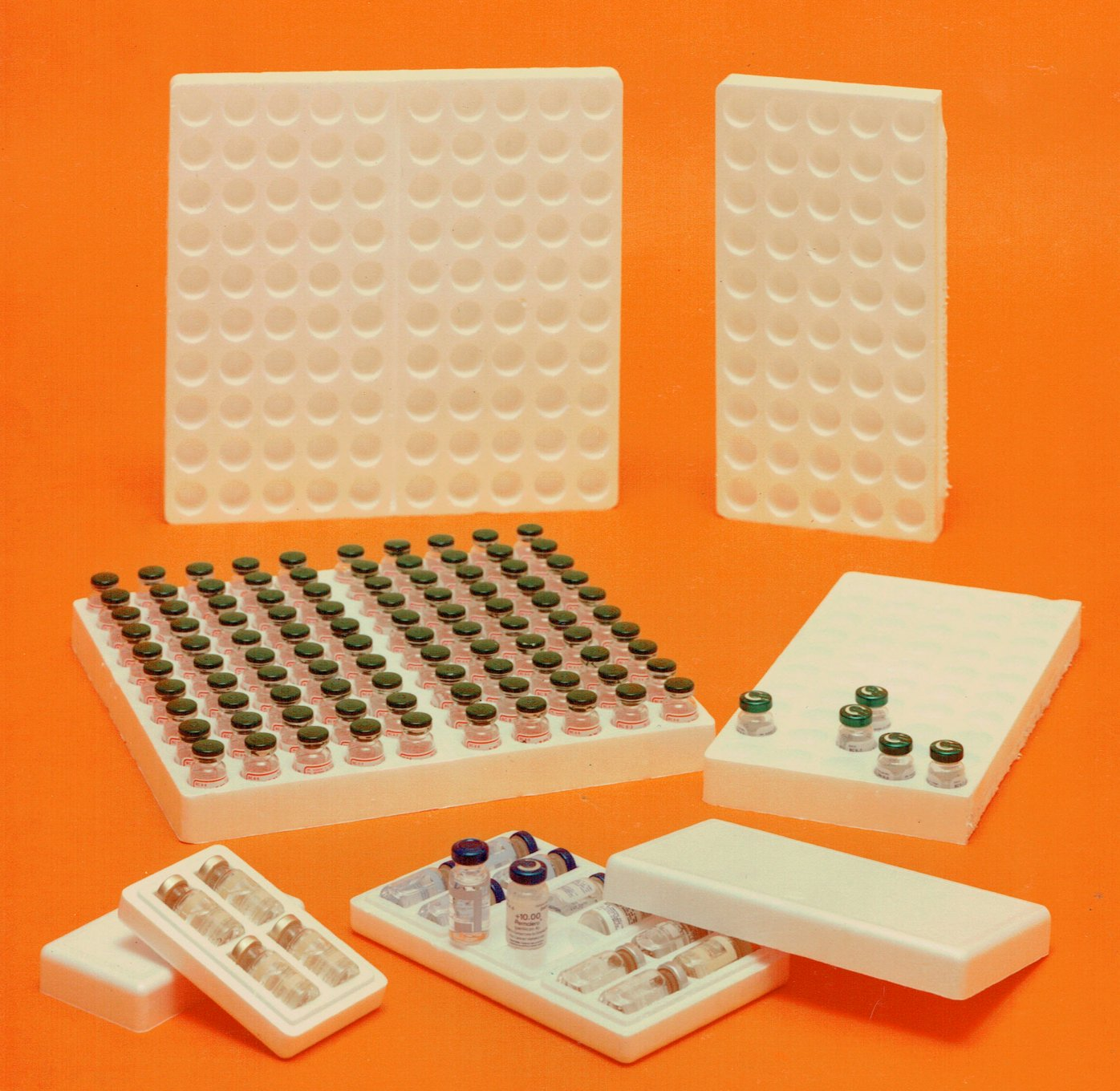 Test Kit Vial Packaging